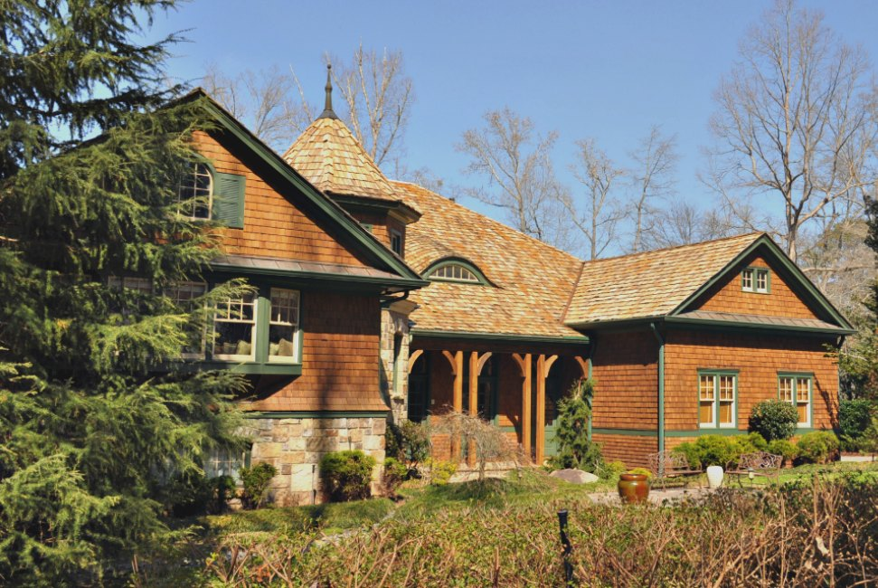 Atlanta Cedar Roof Restoration Remodeling Installation Home House Style Roofing Fast Eddies Services