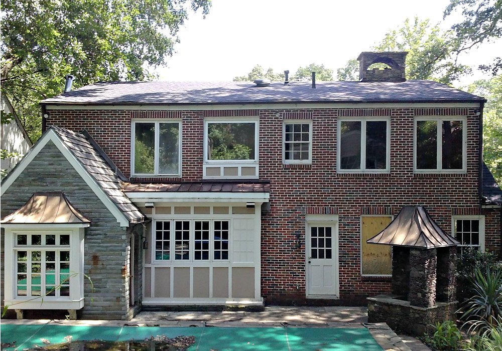 New Roofing Install Renovated Home Fast Eddies Home