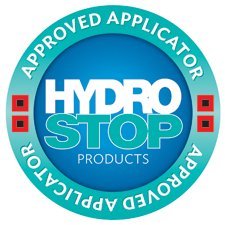 Fast Eddies Home Services Atlanta Certified HydroStop Installer Applicator Contractor